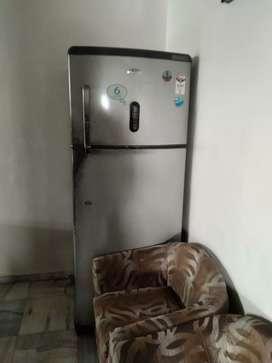 Running condition fridge for sale