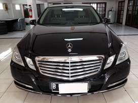 MERCEDES E 300 ELegance TH 2010 Hitam Full Ori 100%