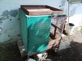 Bird metal cage sell.