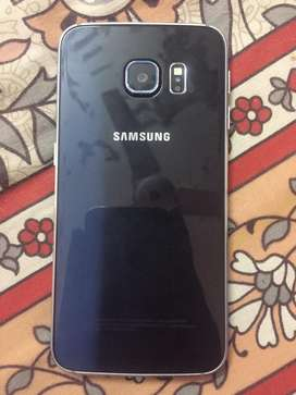 S6 edge good condition no open no repair and no any fault