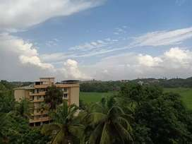 Flat for sale 3rd floor 2 bhk