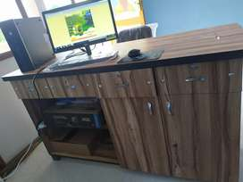 Office table ( 5ft * 2ft ) Very Good Condition
