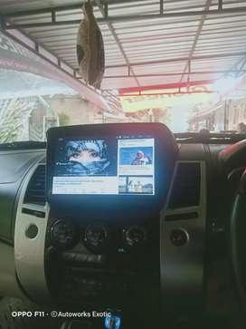 Autoworks exotic car//Head unit android pajero
