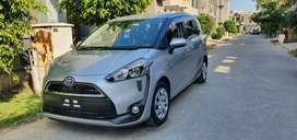 Toyota sienta 2016 model fresh 2020 clear