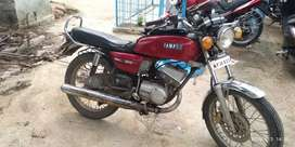 Yamaha Rx100 for sale.. RC not valid
