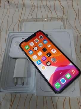 jual iphone 11 128 puxa istri   mulus bisa tt hp andorid hrg 11jt