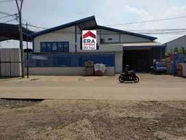 Dijual Gudang Luas di Gunung Putri Kabupaten Bogor