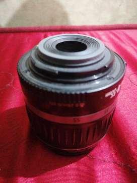 55 mm lens