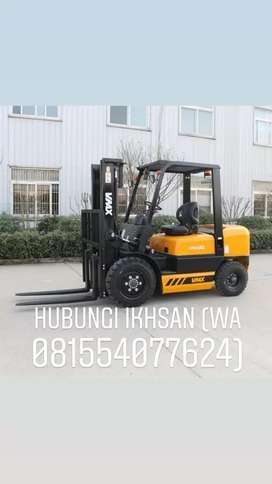 Forklift vmax 3 Tons Tinggi 3 meter Semarang