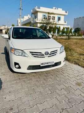 Toyota corolla altis 2013 Petrol
