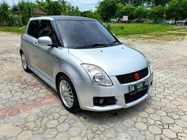 Suzuki swift GT 2 mt th 2009 dp 13jt