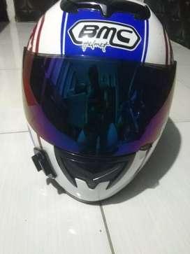 Dijual Helm dan Pedok motor