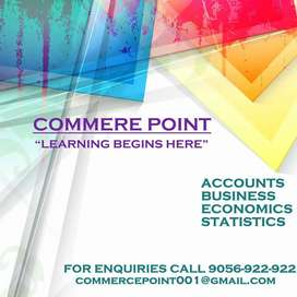 Home coaching for commerce