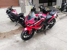 Auto India RS200 15 Red showroom condition clear paper
