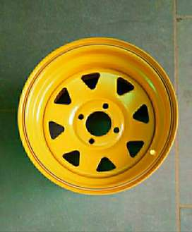 "HV Alto 13"" Steel Rims For Sale"