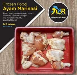 Ayam marinasi 900-1000gr