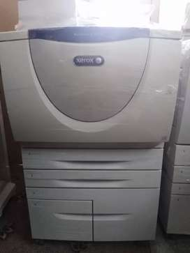 Xerox 5775 photostate machine with finisher for sale