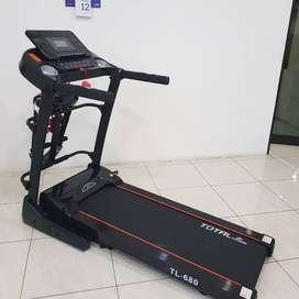 Treadmill Elektrik TL 680 D