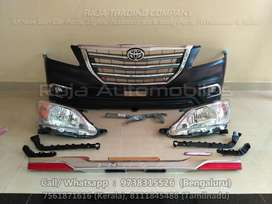 Toyota Innova OE Type Imported Front Bumper