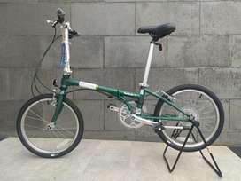 Sepeda Lipat Dahon Boardwalk D8