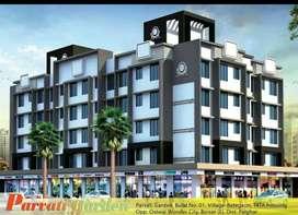 NEW BRAND LAVISH flat for sell In PARVATI GARDEN, BOISAR E