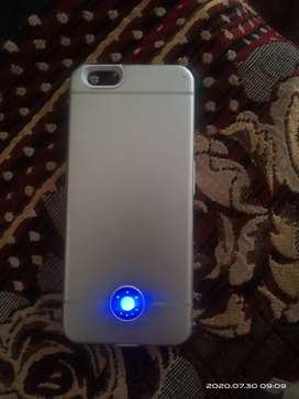 Iphone 6 power bank, cover