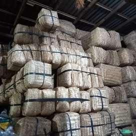 Besek bambu hampers walet 20x20