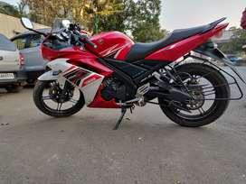 Yamaha R15S in good condition