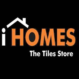 Marketing and Sales Executives required at Tiles Retail showroom