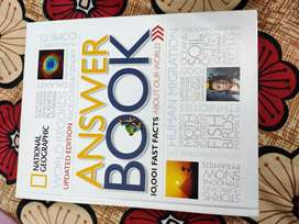 National Geography Answer Book