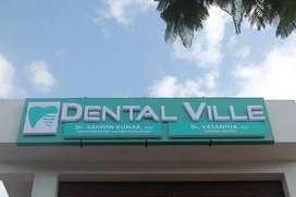 Receptionist for dental clinic in Ramanathapuram cbe