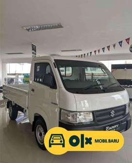 [Mobil Baru] PROMO CARRY PICK UP SUDAH AC/PS DP 5 JUTA Angs 120rb an