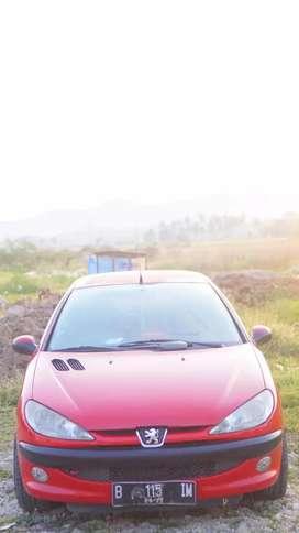 Peugeot 206 tahun 2005