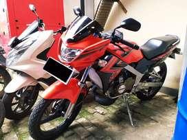 Kawasaki Ninja 150 2015 Orange Istimewa