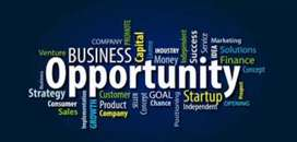 Golden business opportunity