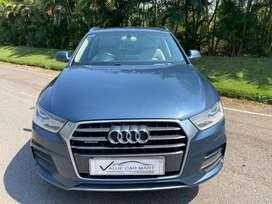 Audi Q3 2.0 TDI quattro Premium, 2015, Diesel