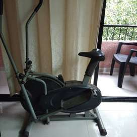 Exercise cycle Fit Line