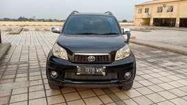 Toyota RUSH S 1.5 AT 2013 HITAM Murah Dan Bagus