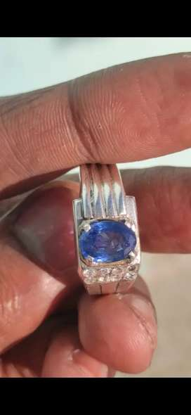 Certified 2.3 carats Royal Blue Sapphire , Ceylon Origin , Untreated