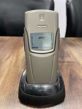 ORIGINAL NOKIA 8910 in complete working condtion !!