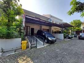 Rumah Dalam Town House Fatmawati Suasananya Nyaman Aman dan Damai