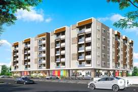 Unfurnished 1620sqft% flat 3BHK/ Available for sale