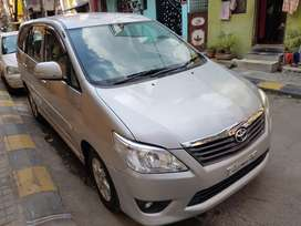 Toyota Innova Aero Ltd 7 STR BS IV, 2013, Diesel