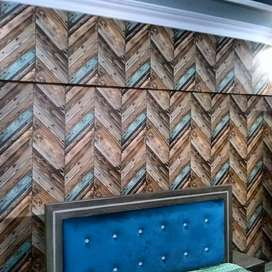 Get 3d wallpapers and design your home or office with Grand interiors