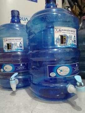 Kangen water ph 9.5 alkaline, microclustered, anti oxidant