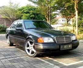 Mercedes Benz mercy C180 C200 C230 1995 manual Termurahh