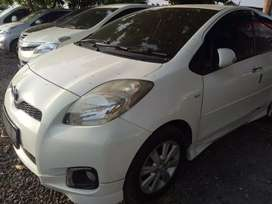 Dp 19jt/yaris 2012 s limited matic