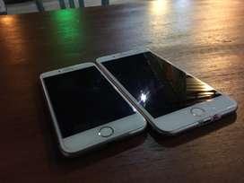 Iphone 7plus 128gb rose gold