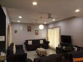 Full furnished posh 3 BHK apartment in Patel colony Jamnagar