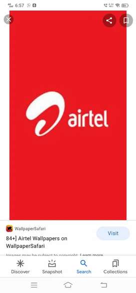 airtel HR mamta Urjant requirements receptionist and front office
